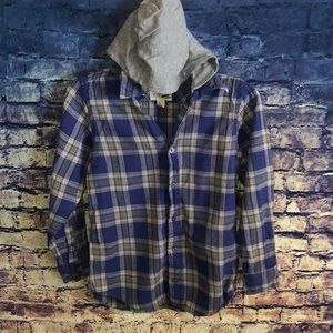 New Boys Youth Flannel